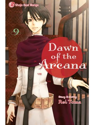 cover image of Dawn of the Arcana, Volume 9