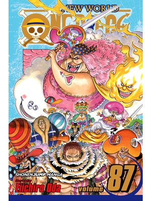 cover image of One Piece, Volume 87