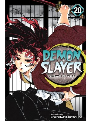 cover image of Demon Slayer: Kimetsu no Yaiba, Volume 20