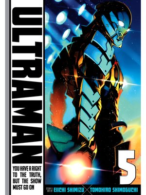 cover image of Ultraman, Volume 5