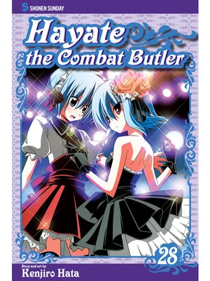 cover image of Hayate the Combat Butler, Volume 28