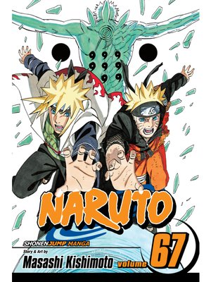 cover image of Naruto, Volume 67