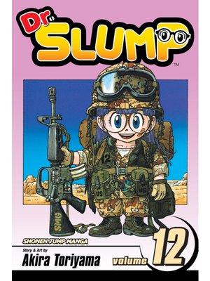 cover image of Dr. Slump, Volume 12