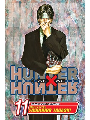 cover image of Hunter x Hunter, Volume 11