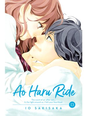 cover image of Ao Haru Ride, Volume 13