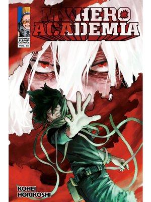 cover image of My Hero Academia, Volume 28