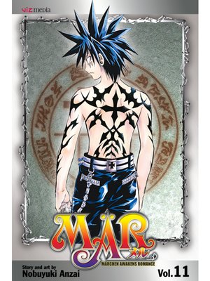 cover image of MÄR, Volume 11