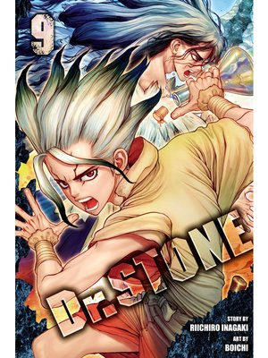 cover image of Dr. STONE, Volume 9