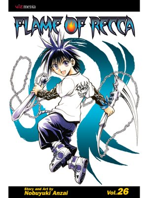 cover image of Flame of Recca, Volume 26