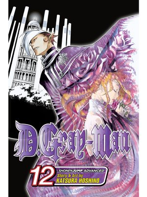 cover image of D.Gray-man, Volume 12