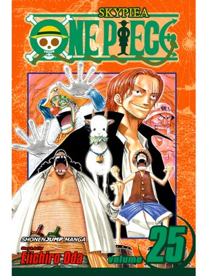 cover image of One Piece, Volume 25