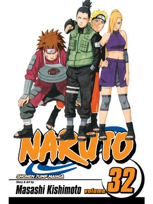 cover image of Naruto, Volume 32