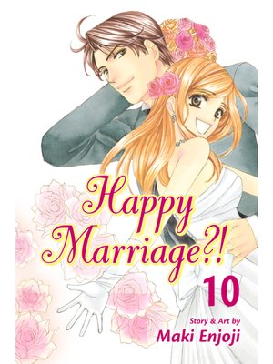 cover image of Happy Marriage?!, Volume 10