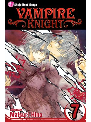 cover image of Vampire Knight, Volume 7