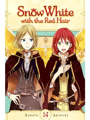 cover image of Snow White with the Red Hair, Volume 14