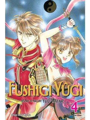 cover image of Fushigi Yûgi (VIZBIG Edition), Volume 4
