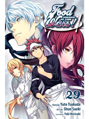 cover image of Food Wars!: Shokugeki no Soma, Volume 29
