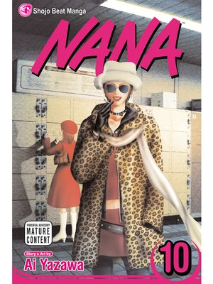 cover image of Nana, Volume 10