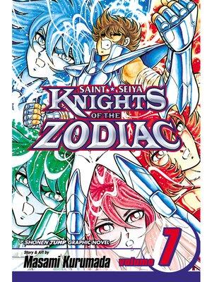 cover image of Knights of the Zodiac (Saint Seiya), Volume 7