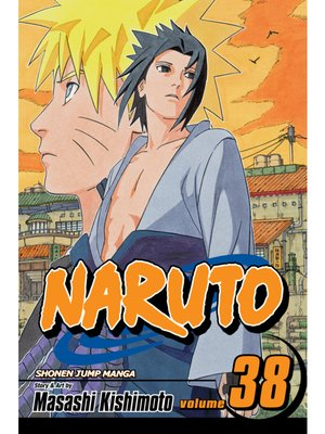 cover image of Naruto, Volume 38
