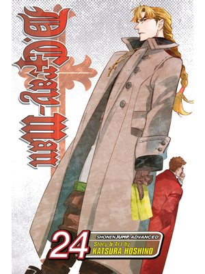 cover image of D.Gray-man, Volume 24