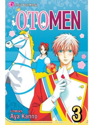 cover image of Otomen, Volume 3