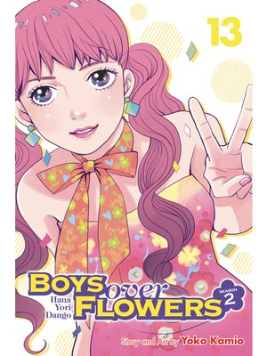 cover image of Boys Over Flowers, Season 2, Volume 13