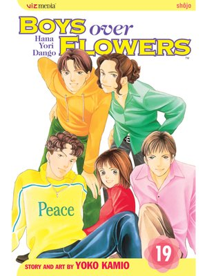 cover image of Boys Over Flowers, Volume 19