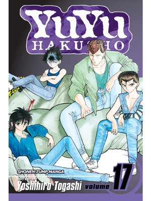 cover image of YuYu Hakusho, Volume 17
