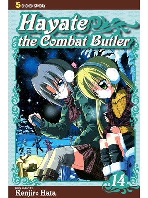 cover image of Hayate the Combat Butler, Volume 14