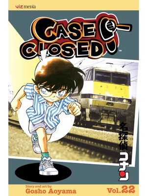 cover image of Case Closed, Volume 22