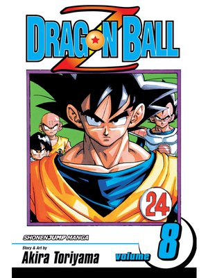 cover image of Dragon Ball Z, Volume 8