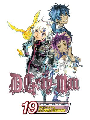 cover image of D.Gray-man, Volume 19