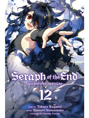 cover image of Seraph of the End, Volume 12