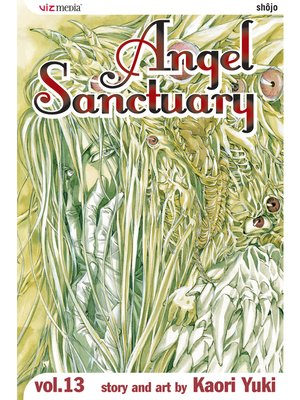 cover image of Angel Sanctuary, Volume 13