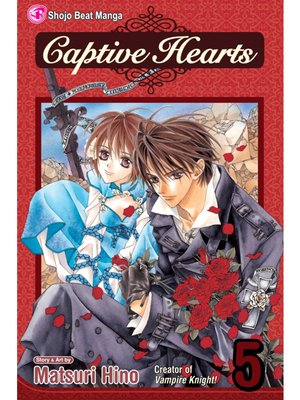 cover image of Captive Hearts, Volume 5