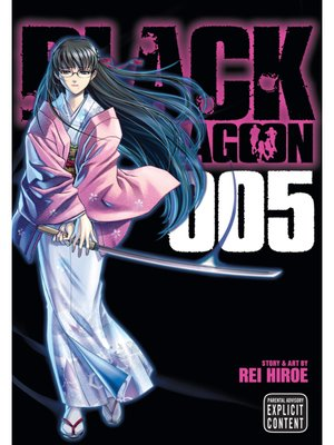cover image of Black Lagoon, Volume 5