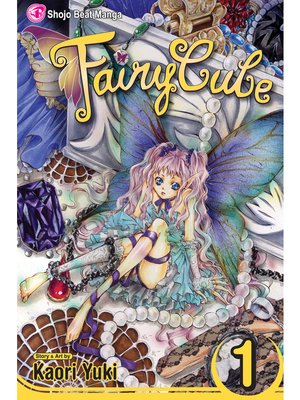 cover image of Fairy Cube, Volume 1