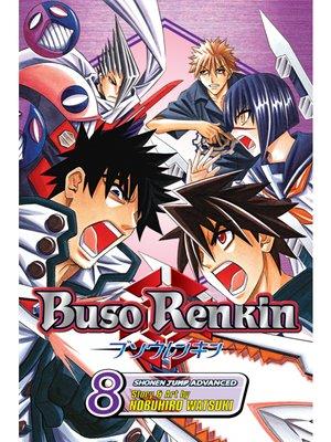 cover image of Buso Renkin, Volume 8