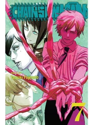 cover image of Chainsaw Man, Volume 7