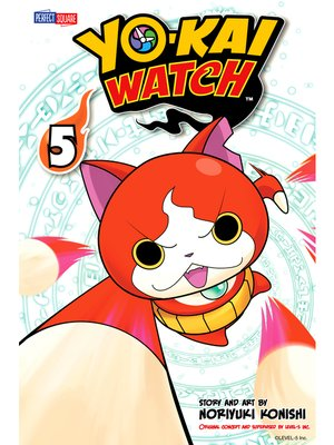 cover image of YO-KAI WATCH, Volume 5