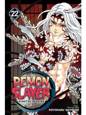 cover image of Demon Slayer: Kimetsu no Yaiba, Volume 22
