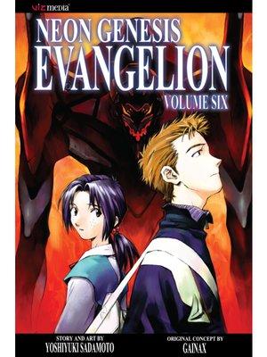 cover image of Neon Genesis Evangelion, Volume 6
