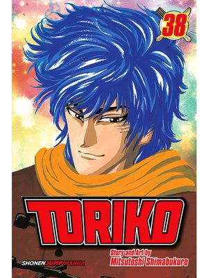 cover image of Toriko, Volume 38
