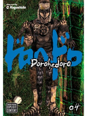 cover image of Dorohedoro, Volume 4