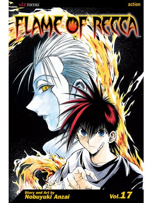 cover image of Flame of Recca, Volume 17