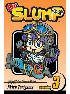 cover image of Dr. Slump, Volume 3