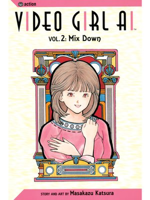 cover image of Video Girl Ai, Volume 2