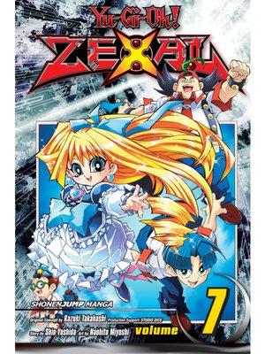 cover image of Yu-Gi-Oh! Zexal, Volume 7