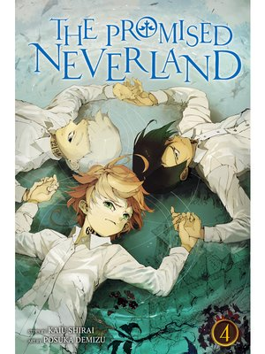 cover image of The Promised Neverland, Volume 4